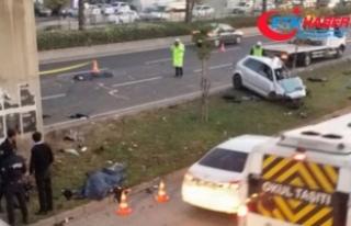 İzmir'de feci kaza: 2 şehit