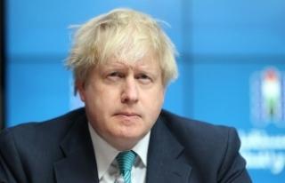 Johnson'dan İsrail-Filistin sorununun çözümüne...