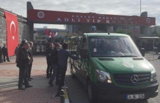 Kadıköy'de aracında öldürülen kadının...