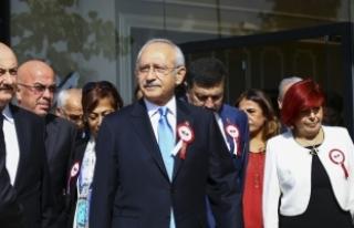 Kılıçdaroğlu: Güne şehit haberiyle, anaların...