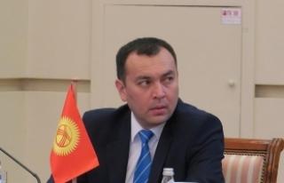 Kırgızistan Başbakan Yardımcısı Cumakadırov...