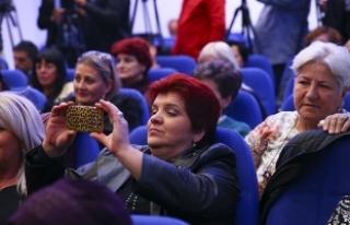 Kosovalı kadınlardan TBMM'ye ziyaret