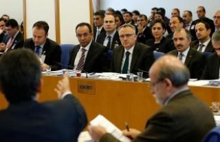 Maliye Bakanı Ağbal: 2018 bütçesi millete hizmeti...