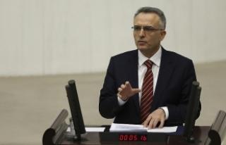 Maliye Bakanı Ağbal: 3 yıllık dönemde 3,2 milyon...