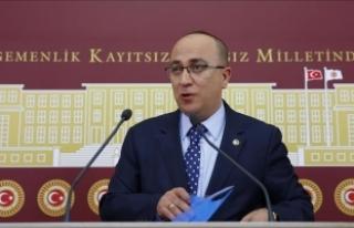 MHP'li Yönter: Atatürk'ün kurduğu CHP bugün...