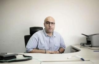 Mısırlı insan hakları aktivistine Martin Ennals...