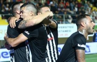 """Beşiktaş, """"Güneş"""" ile daha çok kazanıyor"""