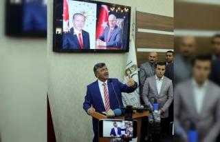 Niğde Belediye Başkanı Faruk Akdoğan görevinden...