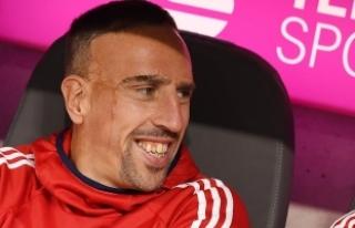 Ribery, uzun süre forma giyemeyecek