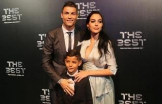 Ronaldo kendisine destek verenlere teşekkür etti