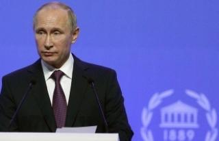 Putin'in devlet başkanı seçiminde adaylığı...