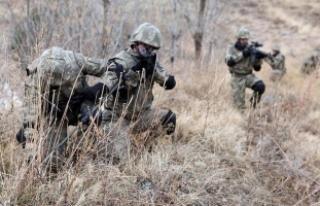 Siirt'te çatışma!.. 1 asker ağır yaralı!
