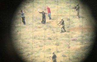 """PKK'nın sözde """"sorumluları sahaya sürme..."""