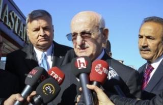TBMM Başkanı Kahraman'dan gazeteci Özdil'e...