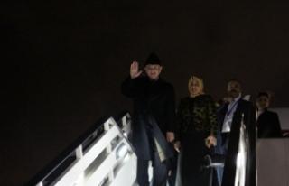 TBMM Başkanı Kahraman Rusya'dan ayrıldı
