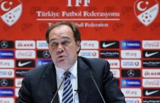 TFF Başkanı Demirören: İzlanda maçı büyük...