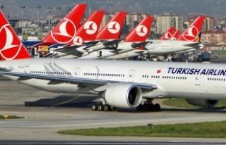 THY 2017'de 68,6 milyon yolcu taşıdı
