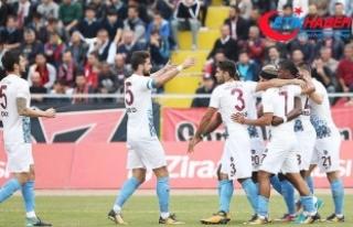 Trabzonspor, Deplasmanda Kayserispor ile 0-0 Berabere...