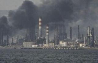 Tüpraş'taki patlamayla ilgili 7 gözaltı!