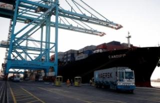 Ekimde ihracat yüzde 15,6 arttı