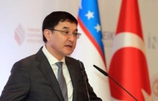 Özbekistan Başbakan Yardımcısı Kuçkarov: Türkiye...