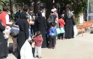 Türkiye'ye sığınan Suriyeli sayısı 3 milyon...