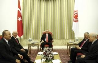 Cumhurbaşkanı Erdoğan: Perşembe günü Sayın...
