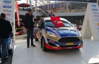 35. Ford Otosan Kocaeli Rallisi start aldı