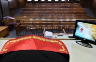 Eski askeri hakimlerin yargılandığı FETÖ davasında...
