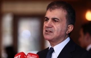 """AB Bakanı ve Başmüzakereci Çelik: """"Bu karar,..."""