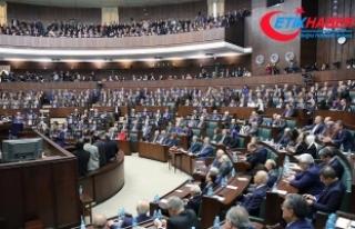 AKP'de grup başkanvekilliği seçimi yapıldı
