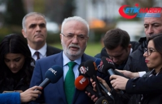 AKP'li Elitaş: Kılıçdaroğlu, çamurdan adam...