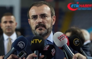 AKP'li Ünal: AKP ve MHP'nin bu çalışmayı...