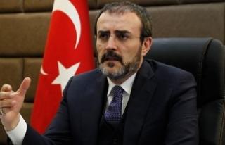 AKP'li Ünal: Yalanlarıyla Türkiye'nin...