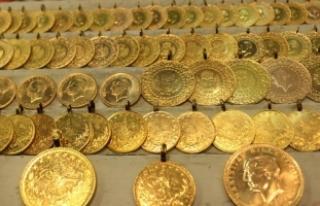 Altının kilogramı 163 bin 450 liraya yükseldi