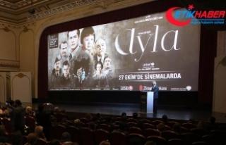 'Ayla' filmini yaklaşık 2 milyon kişi...