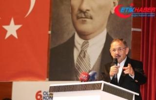 Özhaseki: Başarılı olamadıkları tek ülke Türkiye