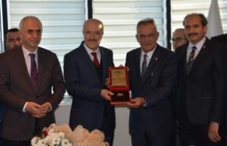 Balıkesir Belediye Başkanlığna seçilen Kafaoğlu:...