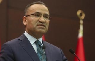 Başbakan Yardımcısı Bozdağ: Mabetlere yapılan...