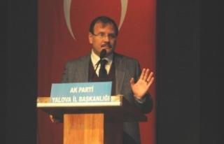 Başbakan Yardımcısı Çavuşoğlu: Türkiye'de...