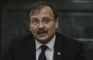 Başbakan Yardımcısı Çavuşoğlu: Arakanlılar...