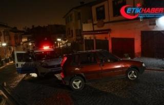 Başkentte otomobilden polise ateş açıldı
