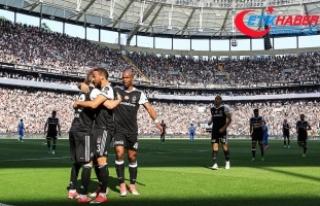 Beşiktaş derbide ilk peşinde