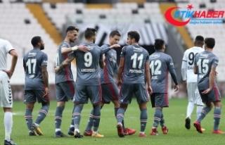 Beşiktaş'tan tarihi fark