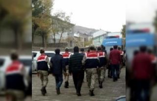 Bingöl'de telefon dolandırıcılığına 8 tutuklama