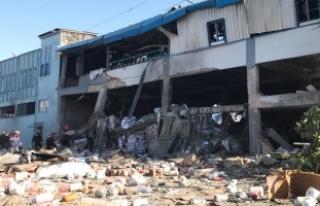 Bursa'da boya fabrikasında patlama: 3 ölü,...