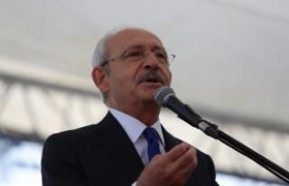 Kılıçdaroğlu: O harekette bulunanları kınıyorum