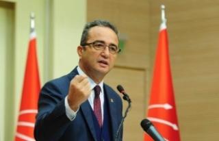 CHP'li Tezcan: Bu bir hükümet kumpasıdır,...