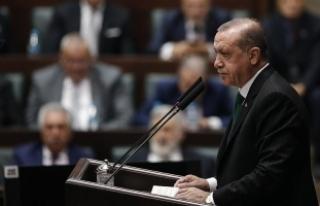 Cumhurbaşkanı Erdoğan: Asırlık planı bozuyoruz