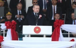 Cumhurbaşkanı Erdoğan: Bunlara nasıl Müslüman...